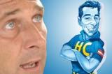 HC Strache, der Stra-Che und HC Man in einer Person