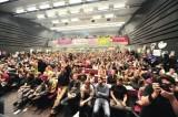 """Das erste und prominenteste """"Opfer"""" der Studierendenproteste: Der Audimax der Hauptuni Wien"""