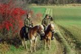 Modernst ausgestattete Truppen patrouillieren an der Grenze - für rund 22 Millionen Euro