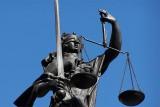 Justitia - Personifikation der strafenden Gerechtigkeit