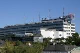 Das ORF Gebäude am Küniglberg in Hietzing/Wien