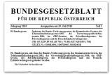 Jüngste Änderungen zum ORF-Gesetz (Faksimile)