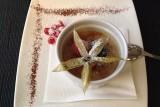 Dessert: Kastaniencreme Brulée