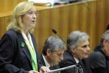 Fekter, Spindelegger & Faymann | Budgetrede 2013 (Bild: Leo Hagen/Parlamentsdirektion)